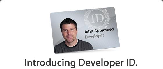 Developer ID